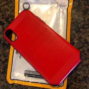 Other - I phone X phone case, New in pkg